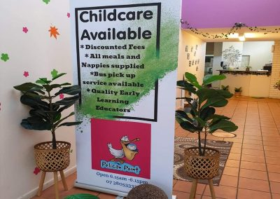 early learning centre banner